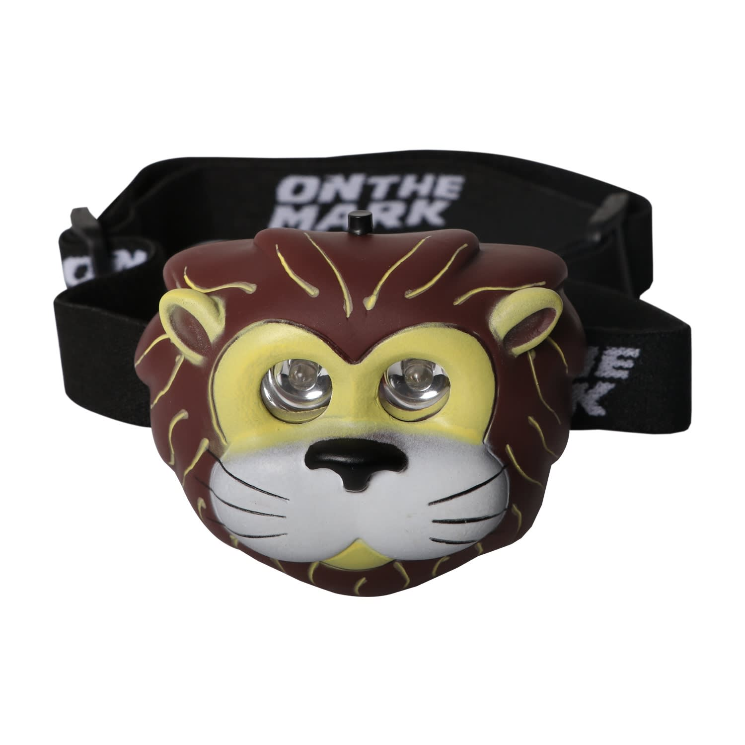 On The Mark Kids Lion Headlamp