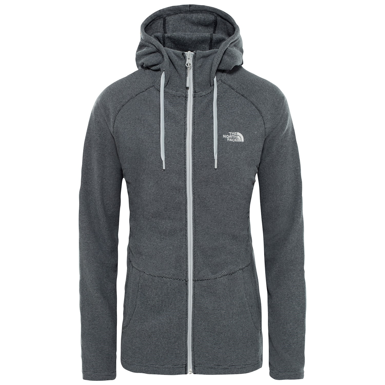 The North Face Women's Mezzaluna Full Zip Fleece Jacket