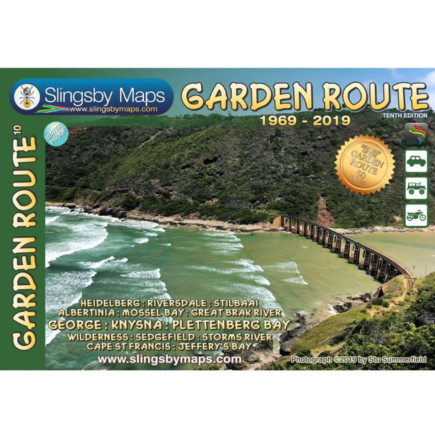 Slingsby Garden Route