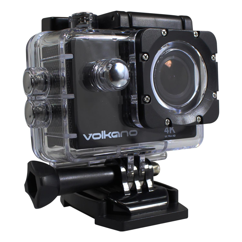 Volkano Extreme Series 4K UHD Action Camera