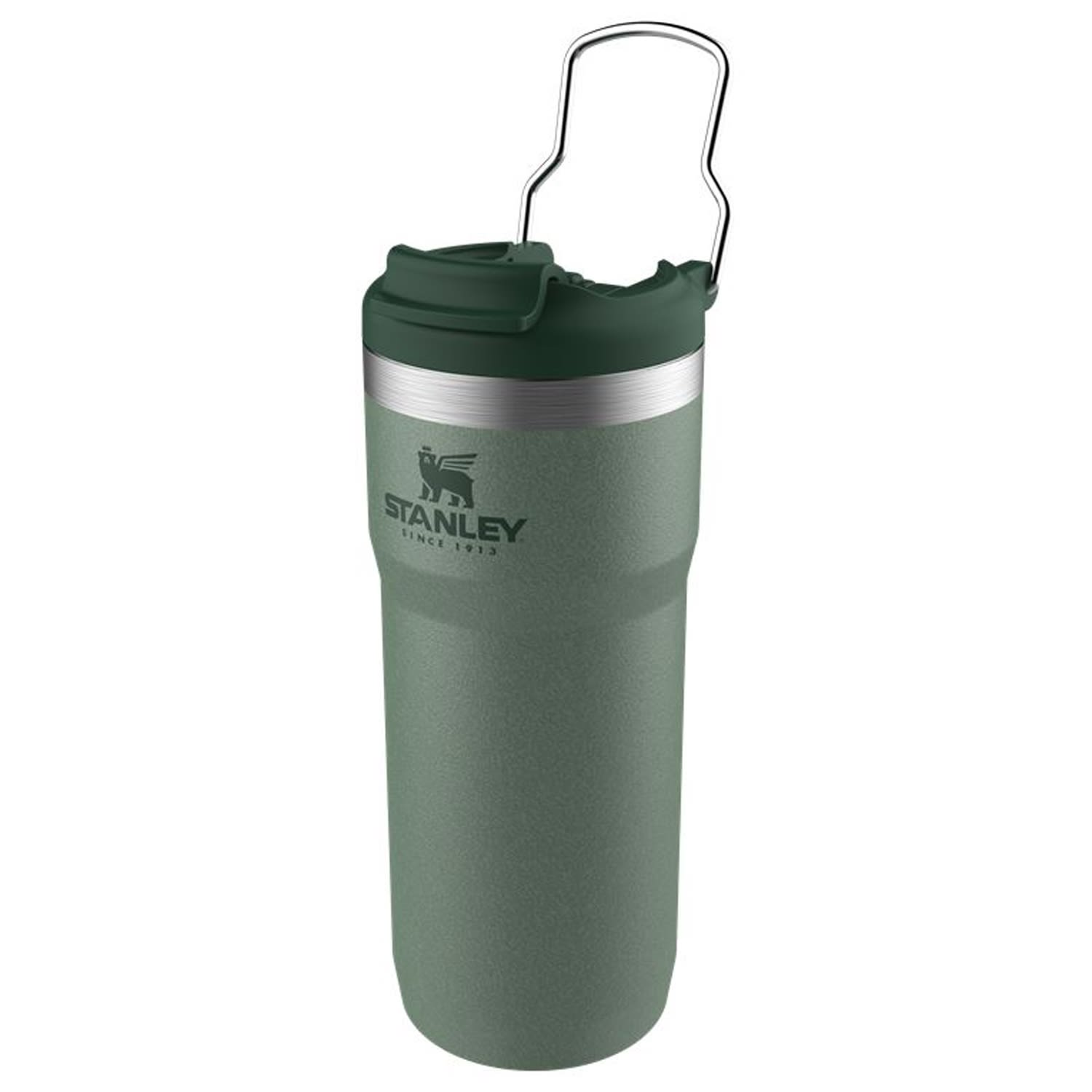 Stanley Twin Lock Travel Mug 470ml Hammertone Green