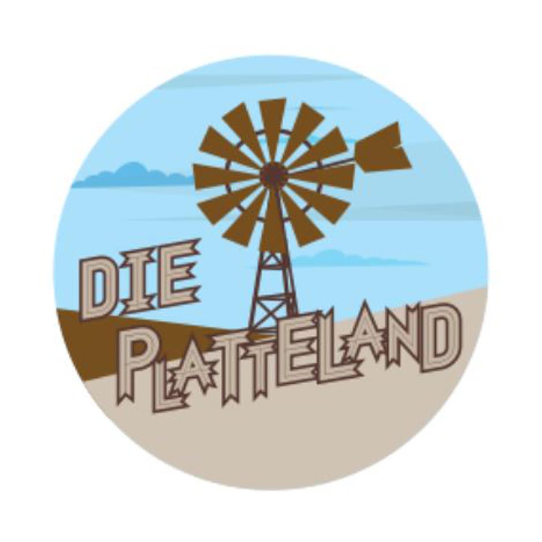 Die Platteland Tag Large