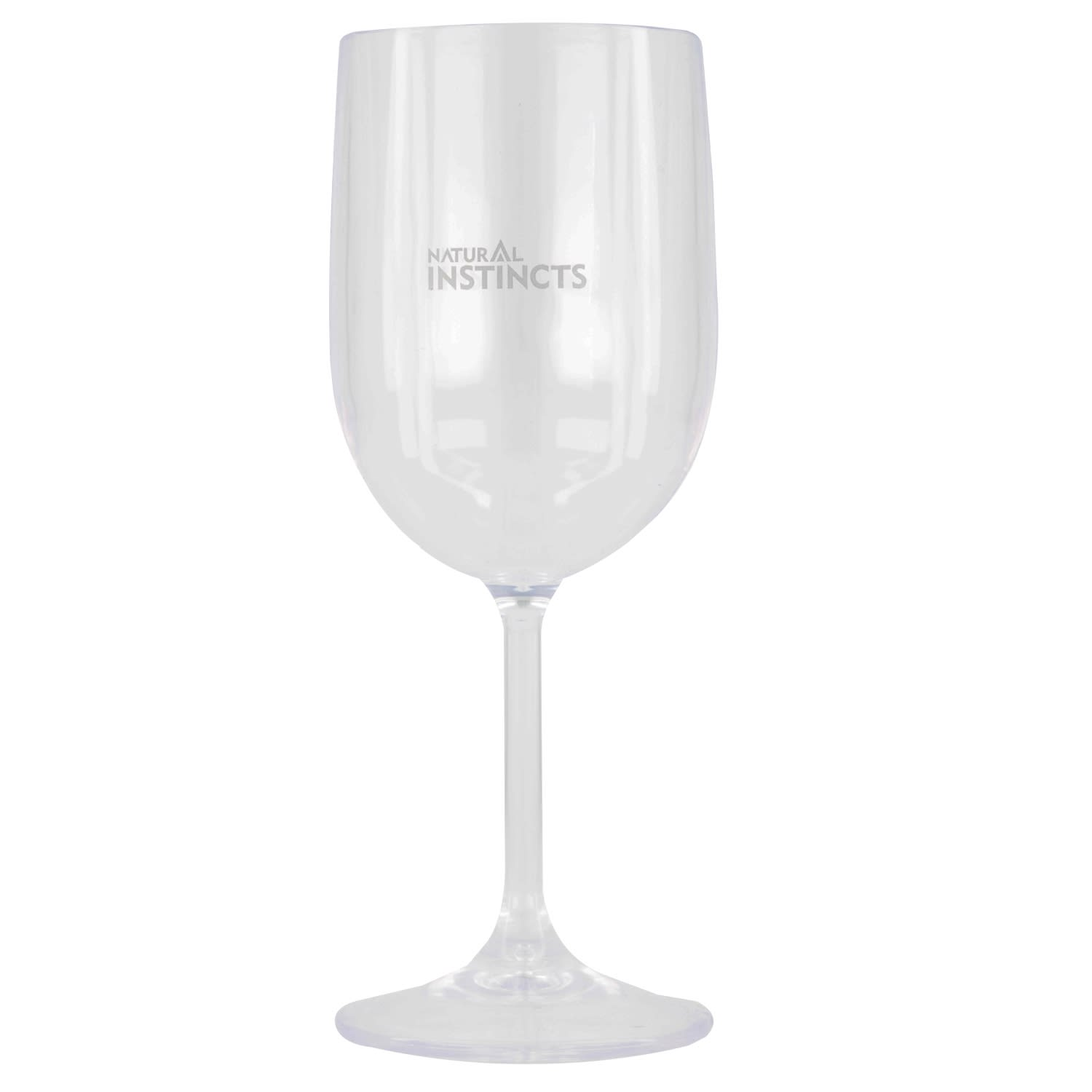 Natural Instincts Wine Glass