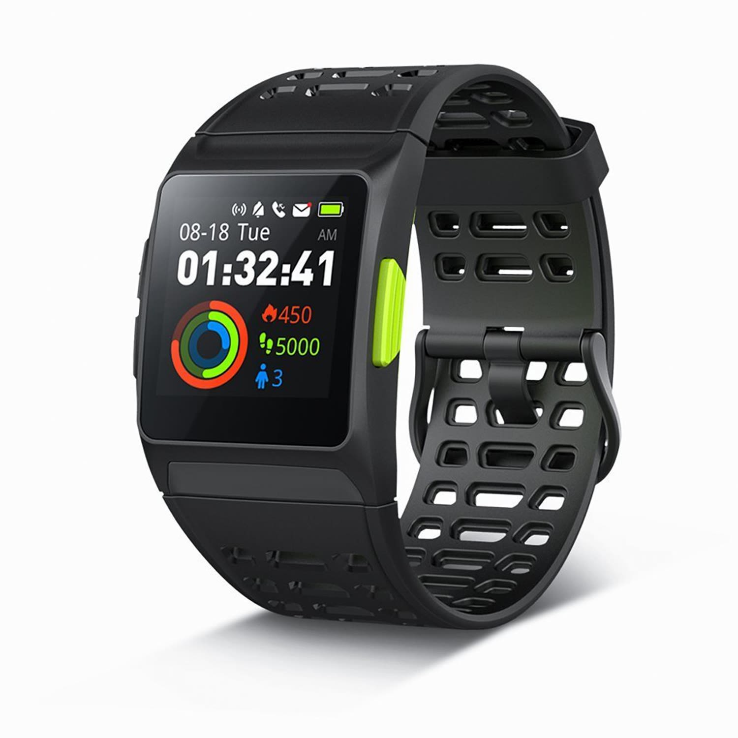 Dofit Fitness GPS 1. Heart Rate GPS Multi-Sport Watch