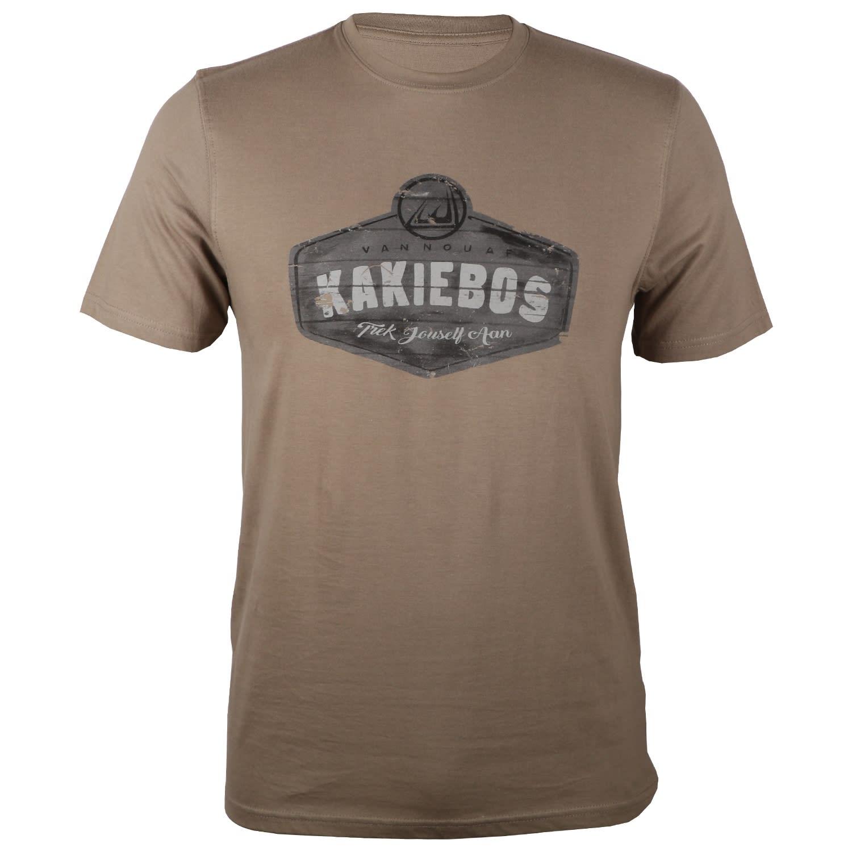 Kakiebos Men's Labora Tee