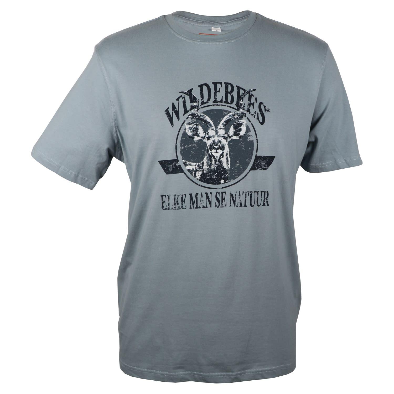 Wildebees Men's Kudu Tee (2XL-3XL)