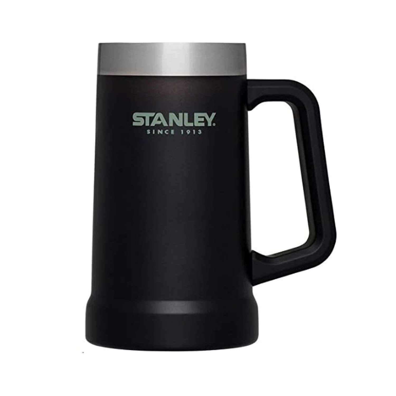 Stanley Adventure Beer Stein Matt Black 700ml