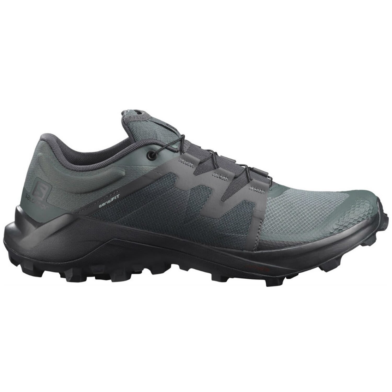 Salomon Wildcross Men's Shoe(Balsem Green/Balsem Green/Ebony)