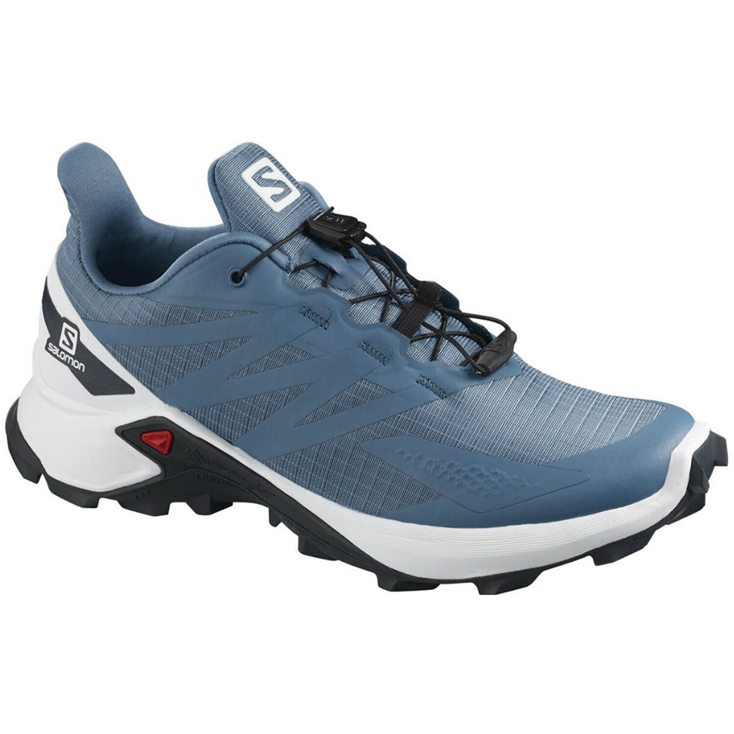 Salomon Supercross Women's(Copen Blue/White/Ebony)