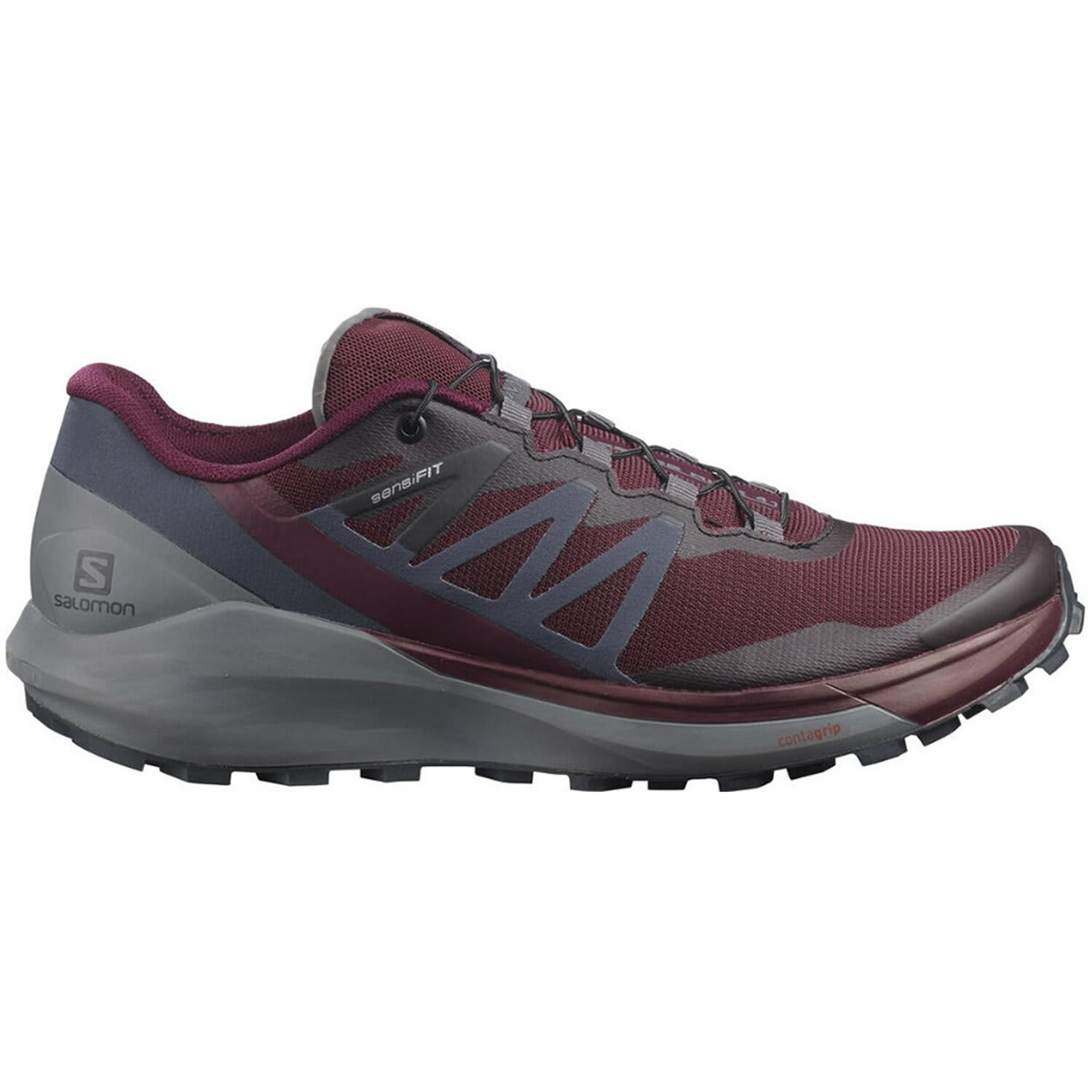 Salomon Sense Ride 4 Women's (Wine Tasting/Quiet Shade/Ebony)
