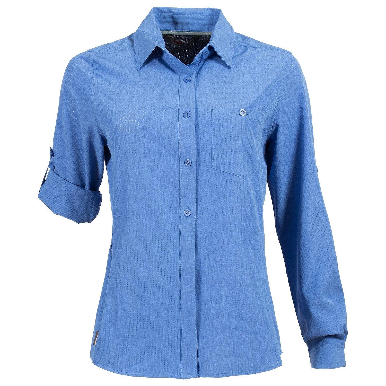 First Ascent Women's Coolstretch Long sleeve shirt