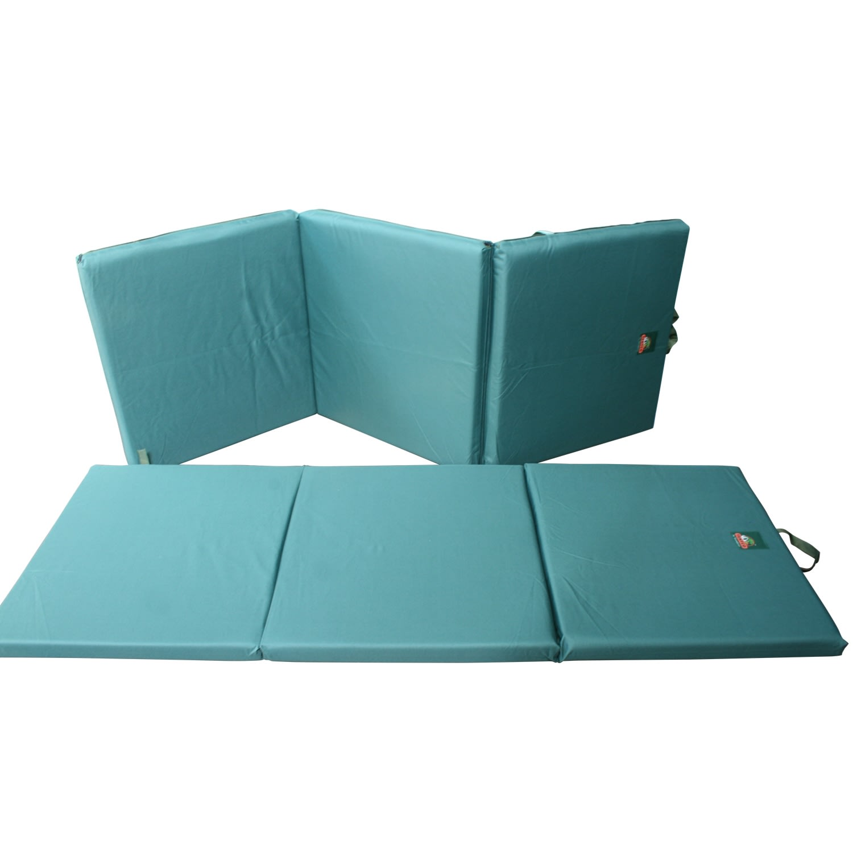 Tentco 3 Divisional Folding Foam Mattress Outdoor Warehouse