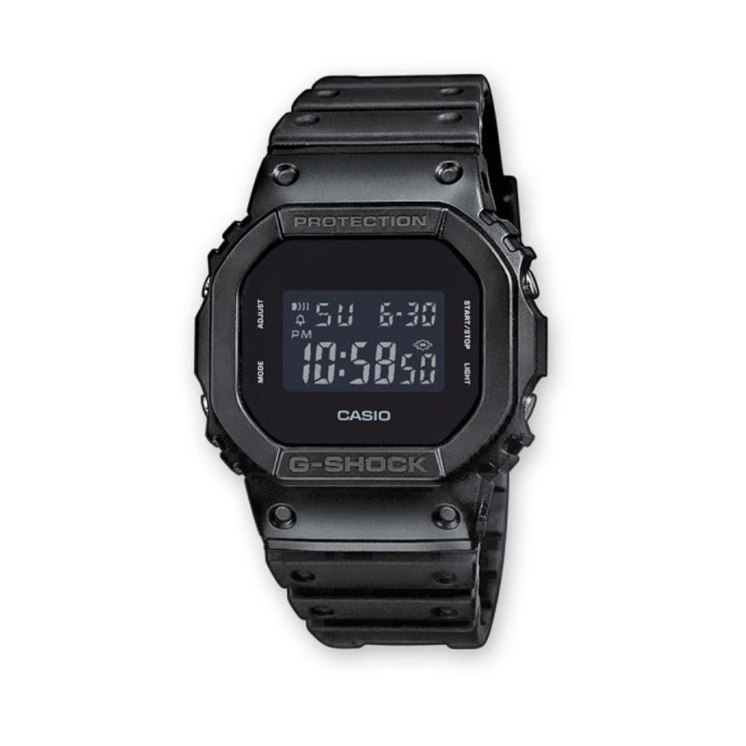 Casio G-Shock Watch DW-5600BB-1DR