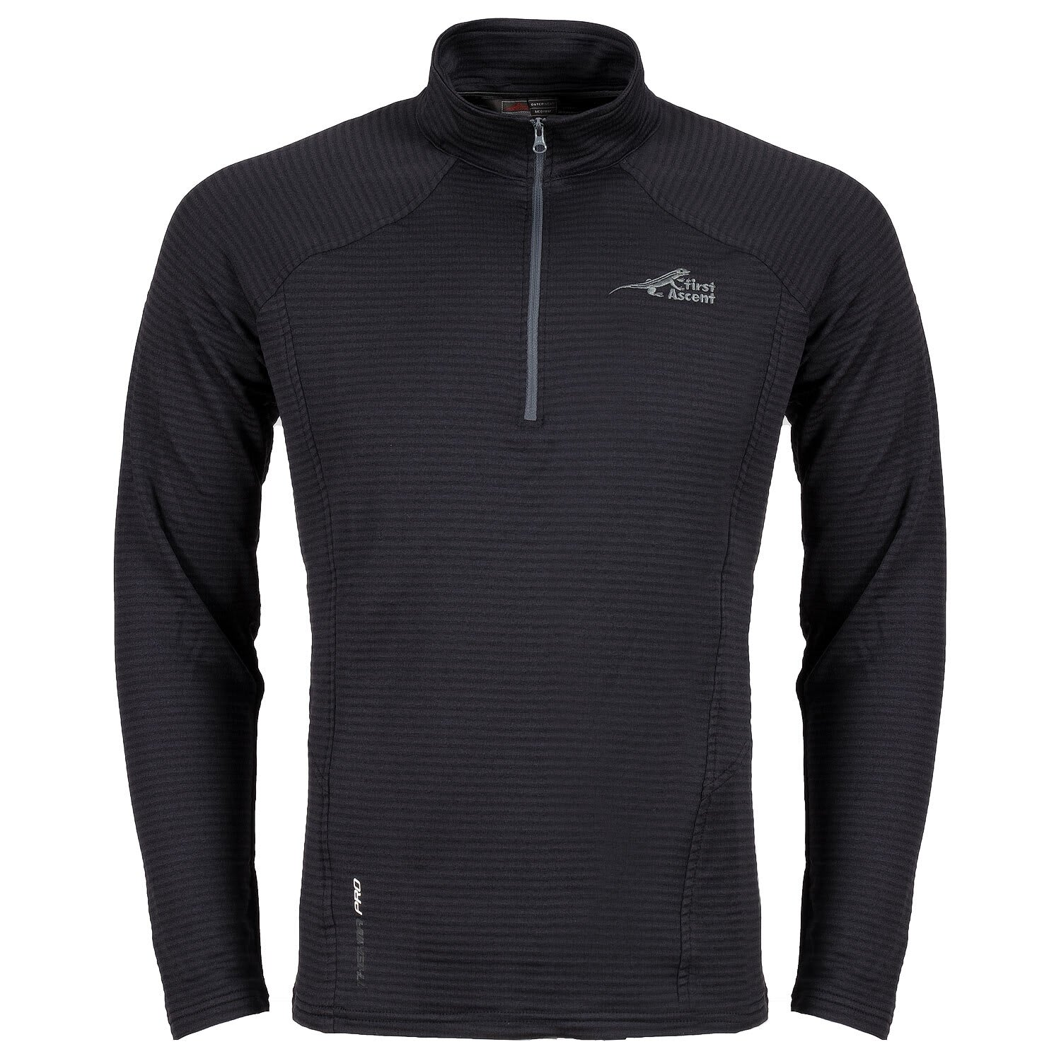 First Ascent Men's Finn Fleece 1/4 Zip Top