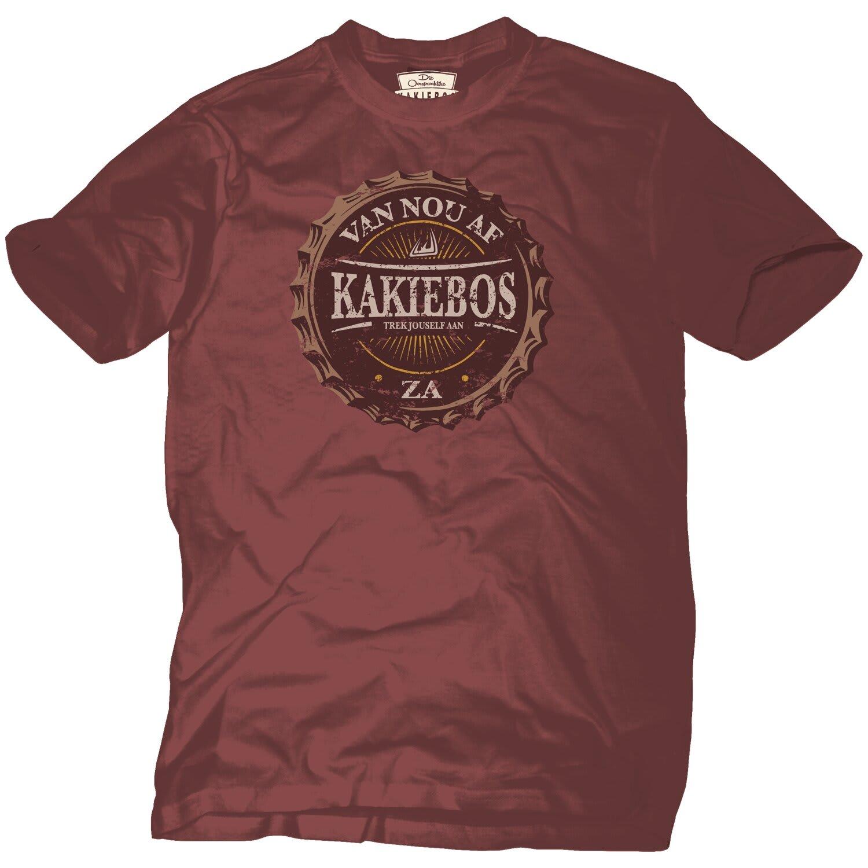 Kakiebos Men's  Bierdoppie Tee (3XL-5XL)