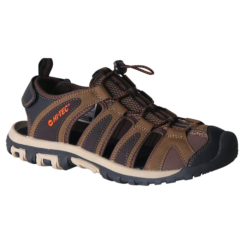 Hi-Tec Cove Breeze Men's Sandal(Choc/Burnt Orange)