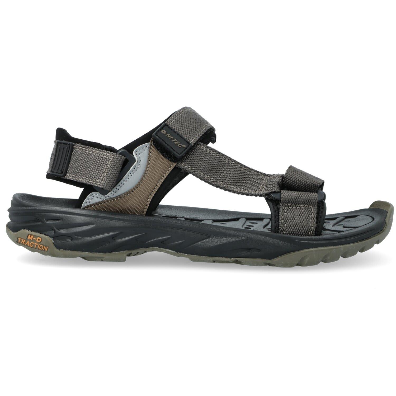 Hi-Tec Ula Raft Men's Sandal(Winter Twig/Black)