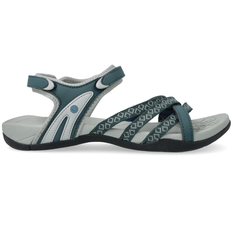 Hi-Tec Savannah Ii Women's Sandal(Trooper/Stormy Weather/Micro Chip)