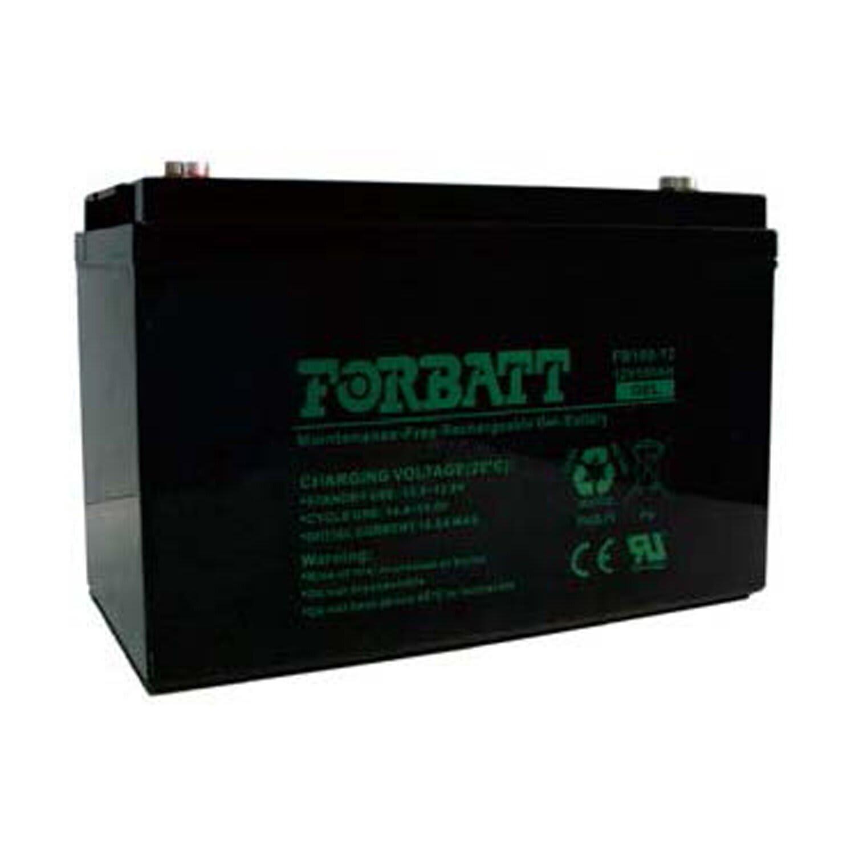 Forbatt 12V100Ah Gel Battery