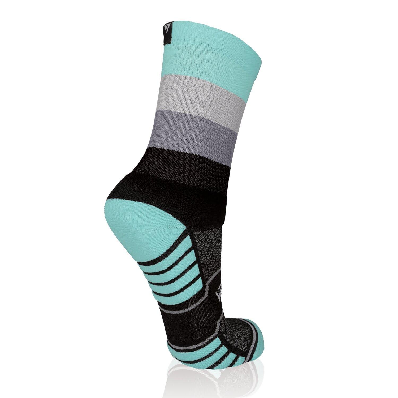 Versus Quattro Dusk Trail run sock