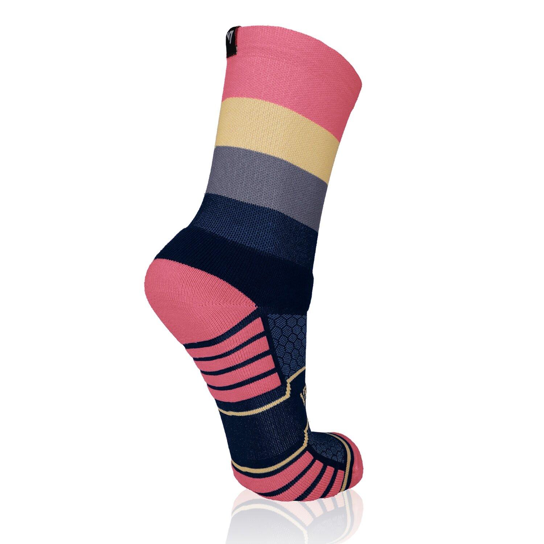 Versus Quattro Neapolitan Trail run sock