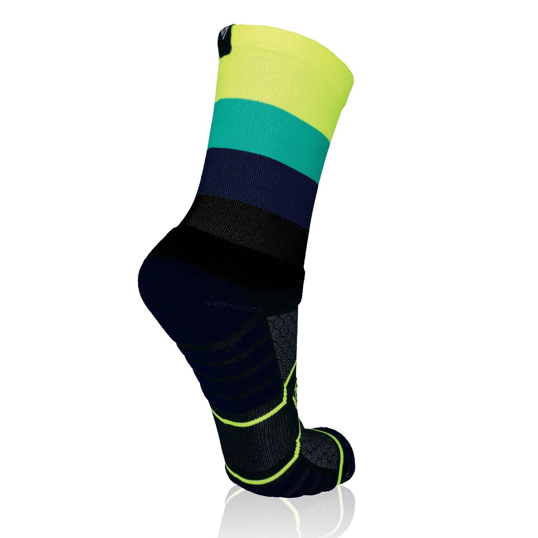 Versus Quattro Moss Trail run sock (Size 8-12)