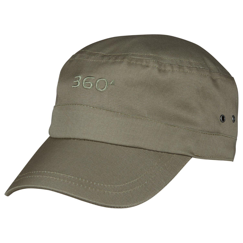 360 Degrees Men's Combat Plain Peak Hat