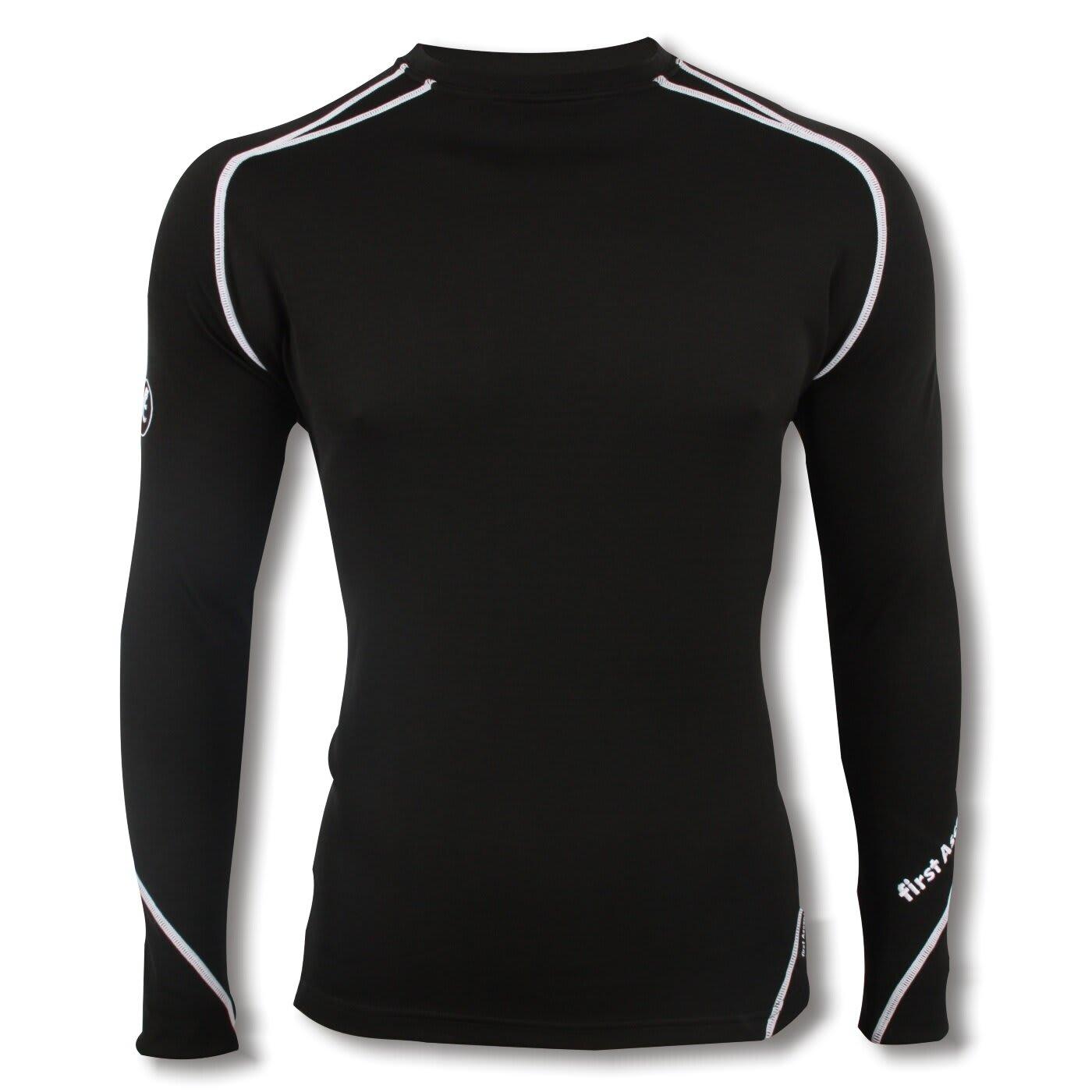 First Ascent Men's Polypropylene Long Sleeve Top