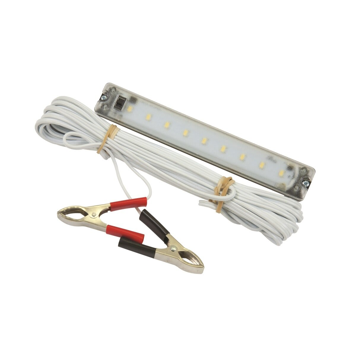 National Luna 9Led Clip-On Light with Clamps