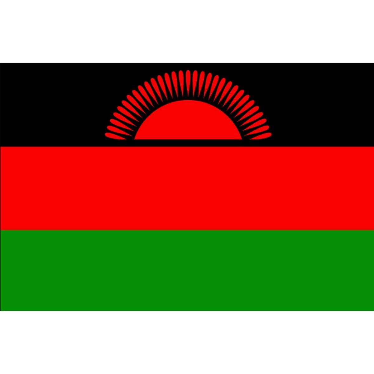 Flag Malawi
