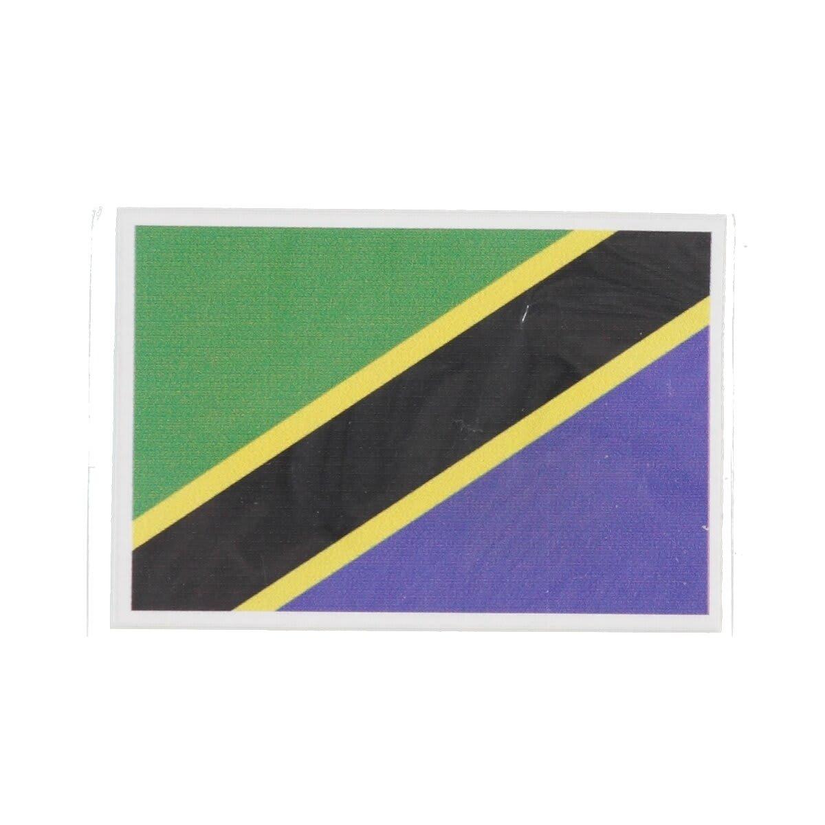Flag Sticker Tanzania