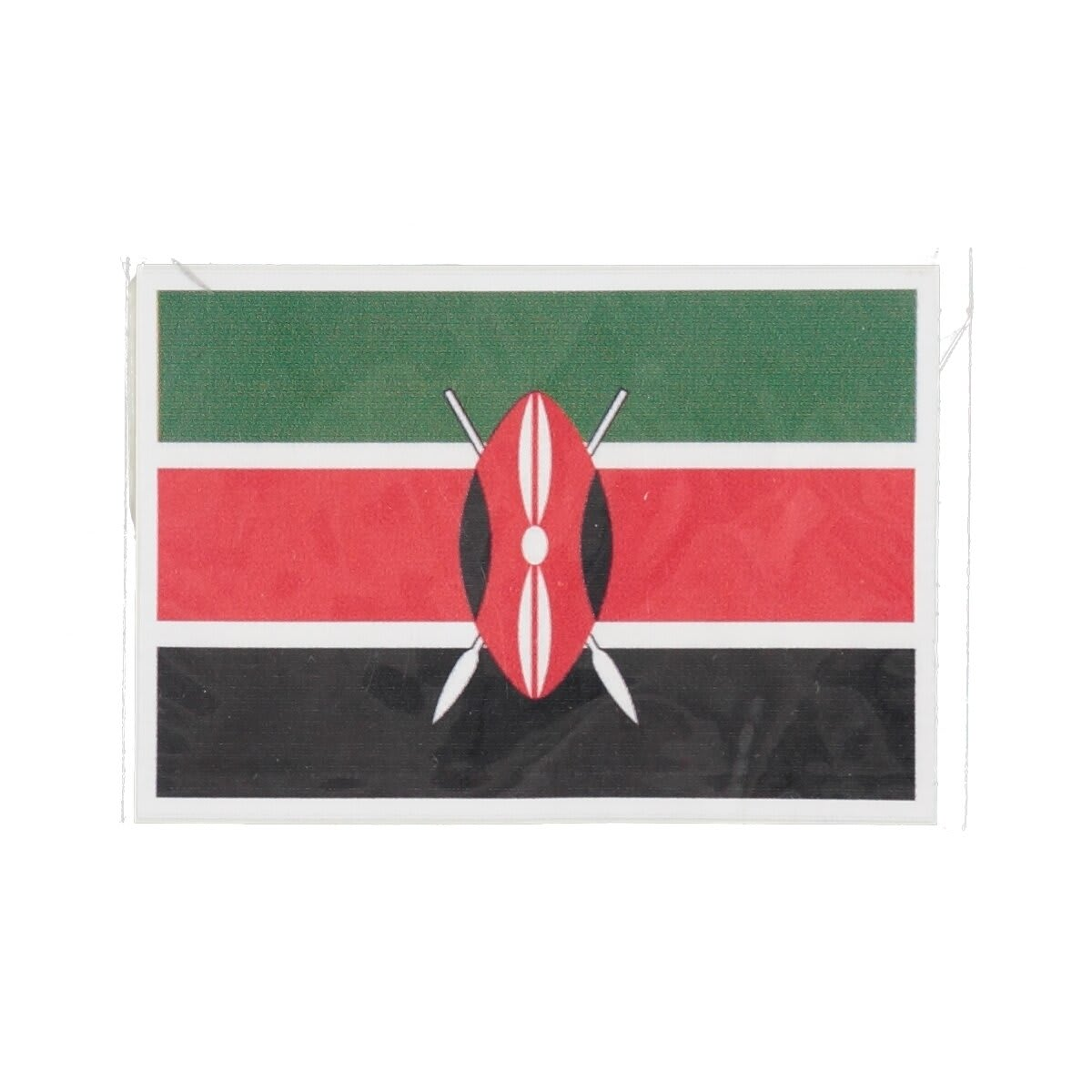 Flag Sticker Kenya