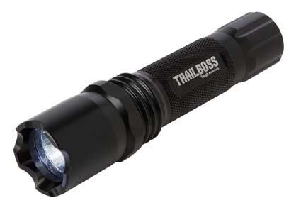 TrailBoss 3W Aluminium Torch 3AAA