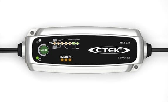 CTEK MXS 3.8 Battery Charger