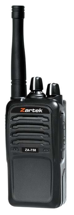 Zartek ZA-758 2-Way Radio