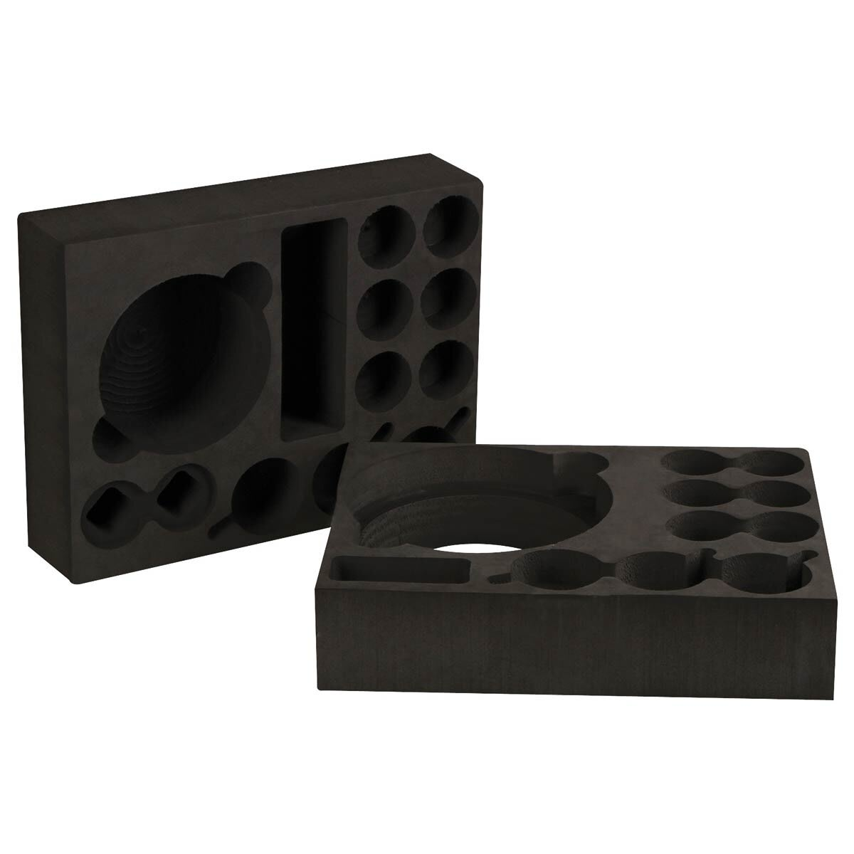 Natural Instincts Foam Insert for 6 Person Crockery Box Set