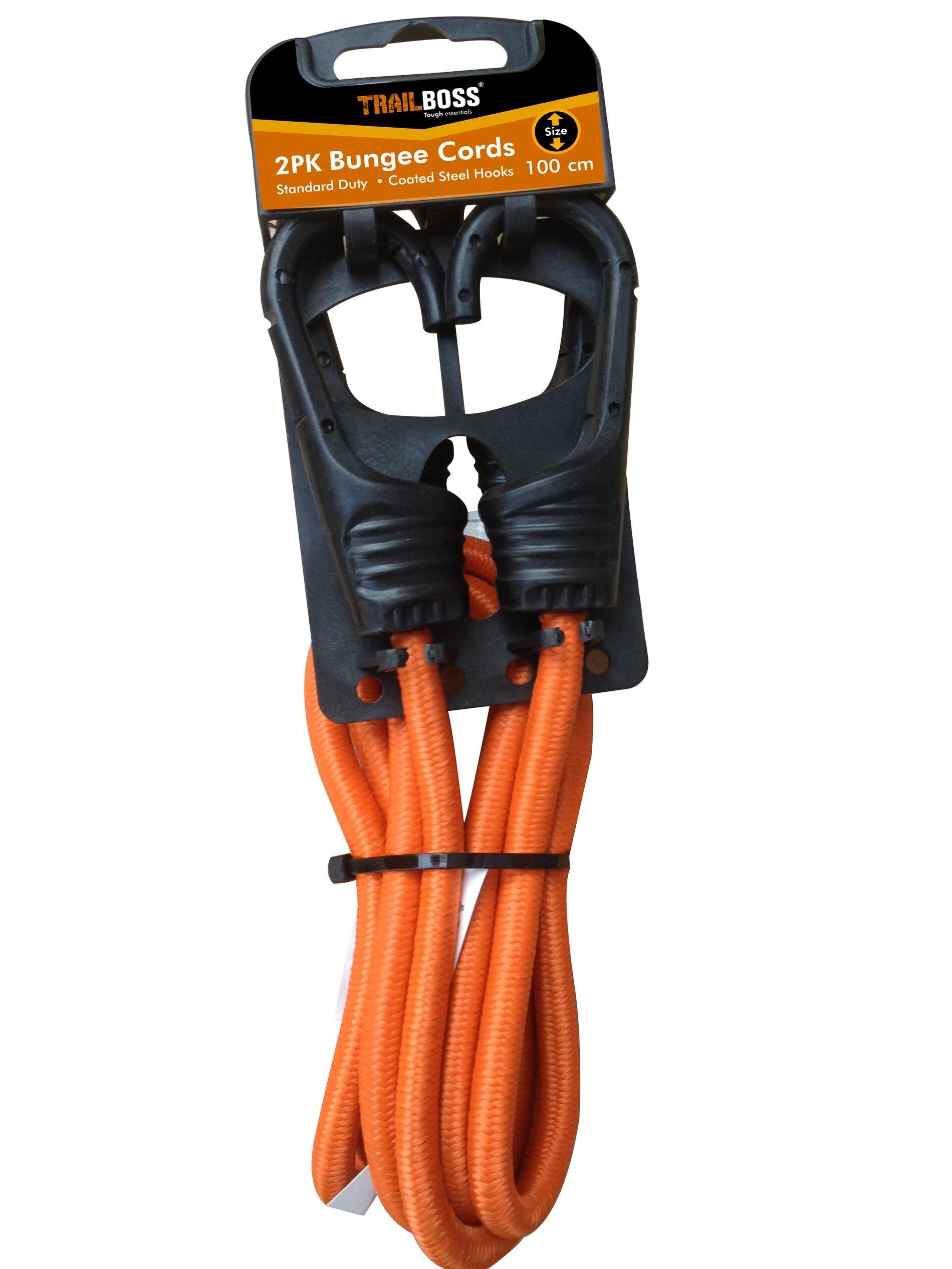 TrailBoss Bungee 100cm 2Pack
