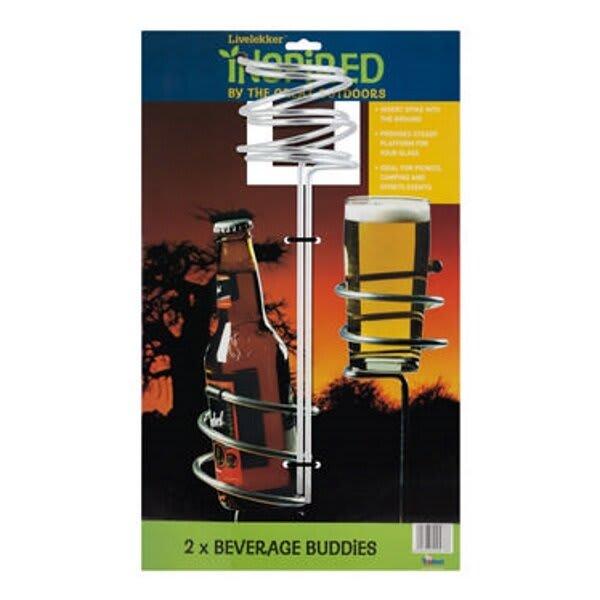 Livelekker Beverage Buddies 2Pack