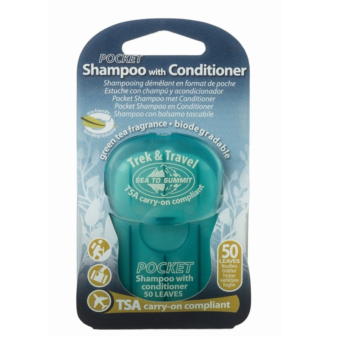 Sea To Summit Trek & Travel Pocket Conditioning Shampoo