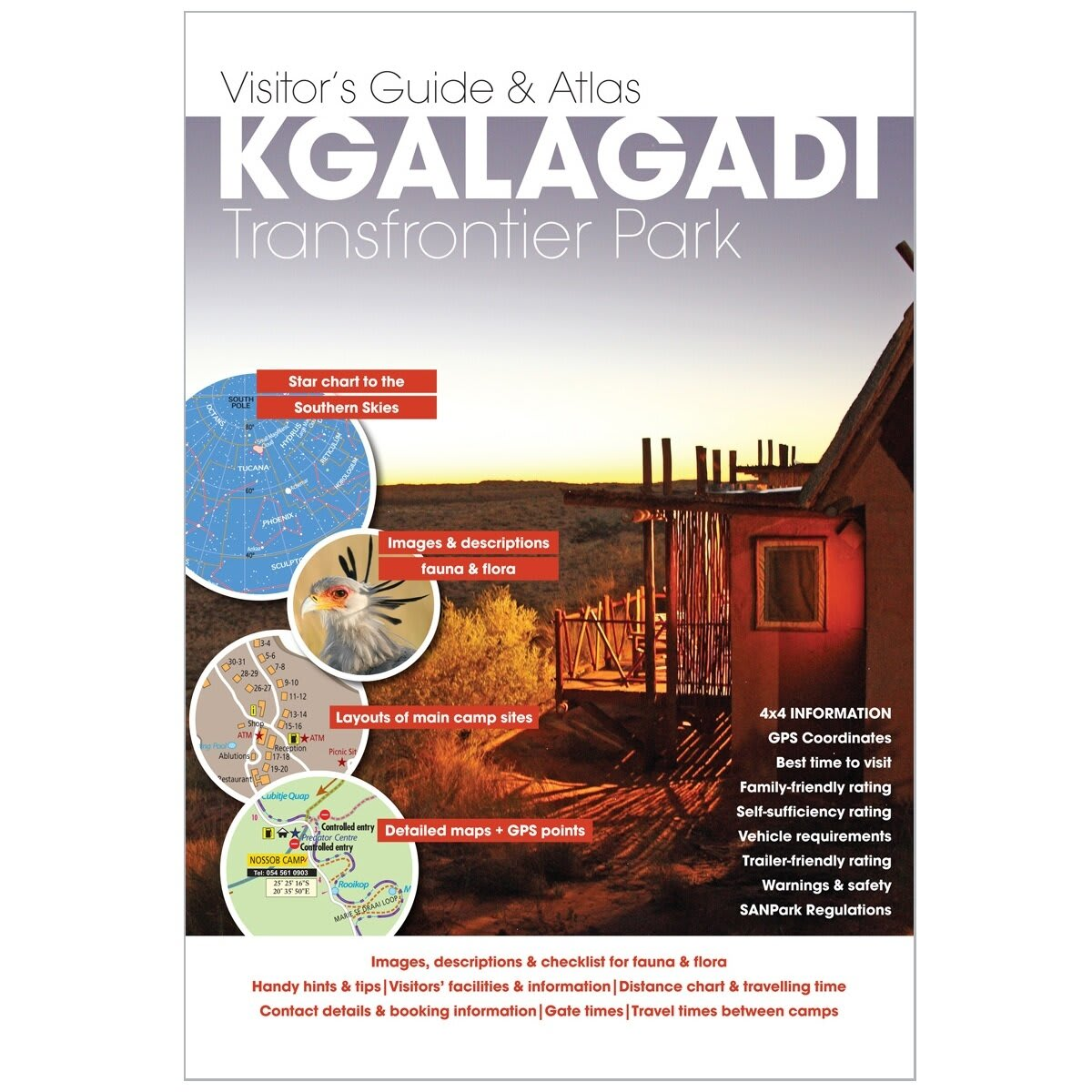 Kgalagadi Visitors Guide
