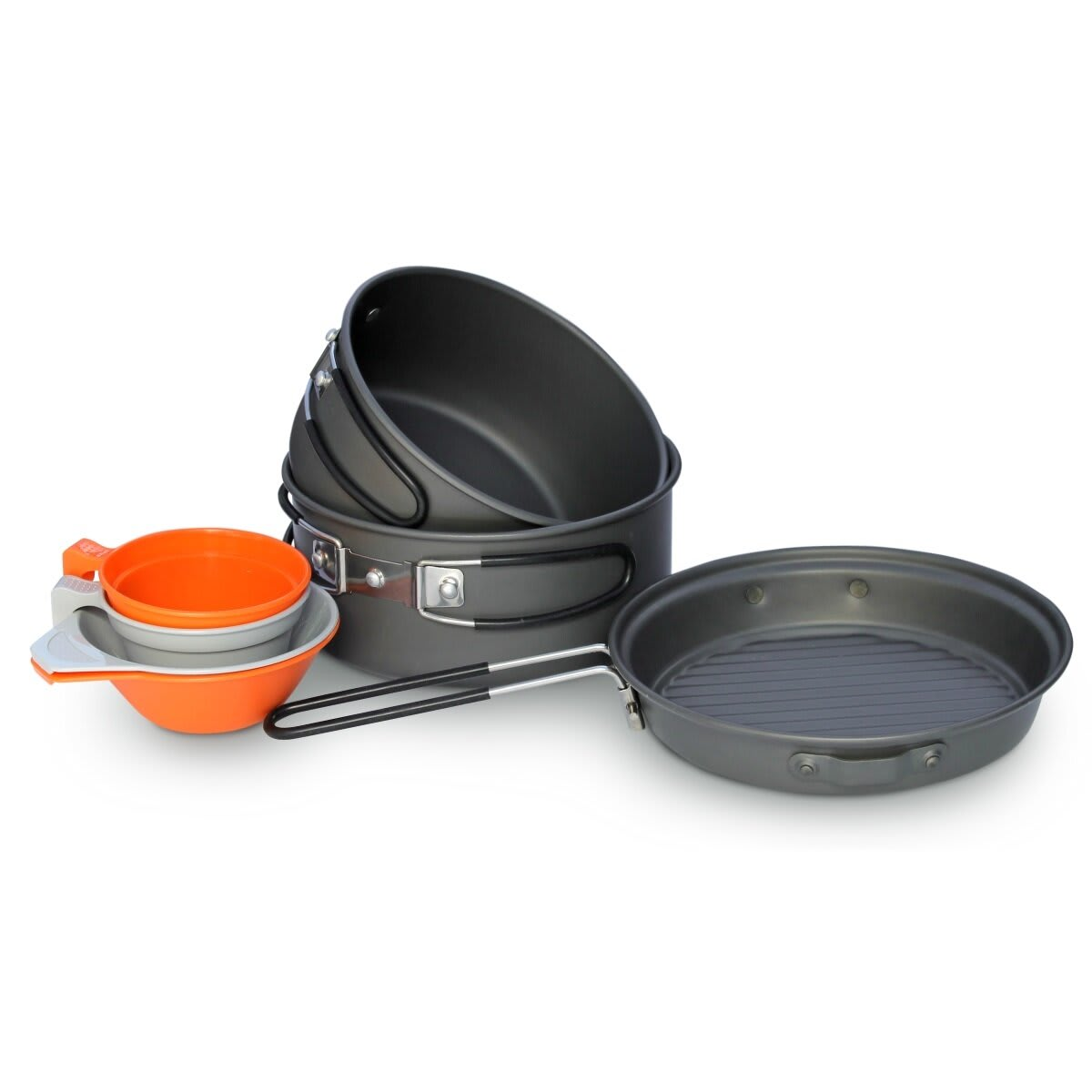 360 Degrees 2 Person Cooking Set