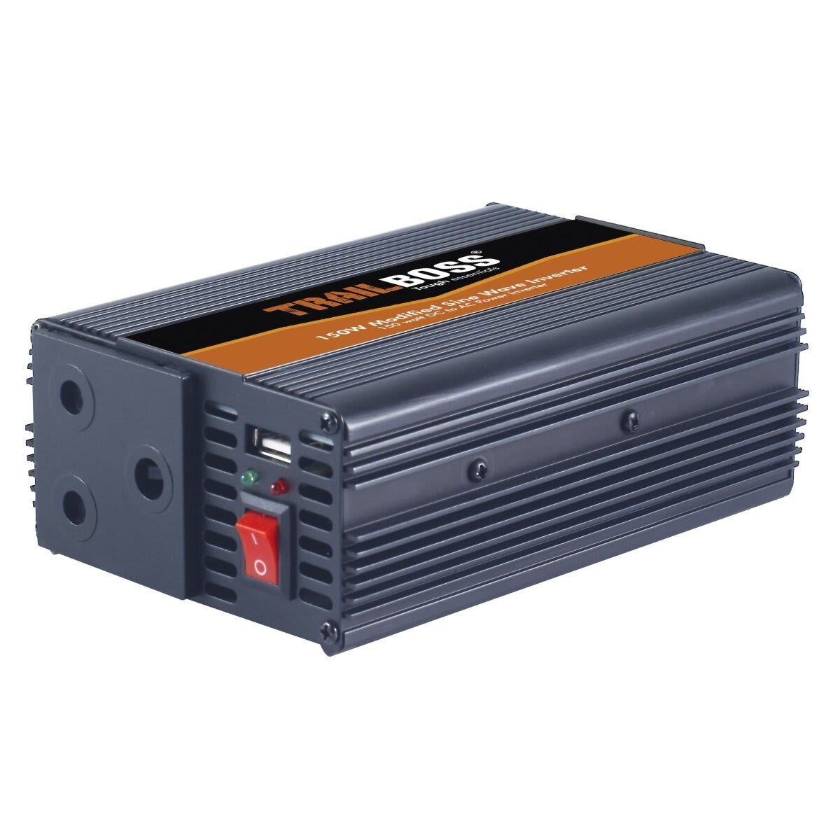 TrailBoss 150W Modified Sinewave Inverter with USB