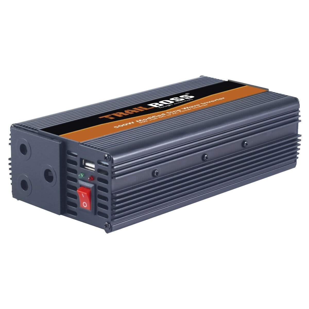 TrailBoss 500W Modified Sinewave Inverter with USB