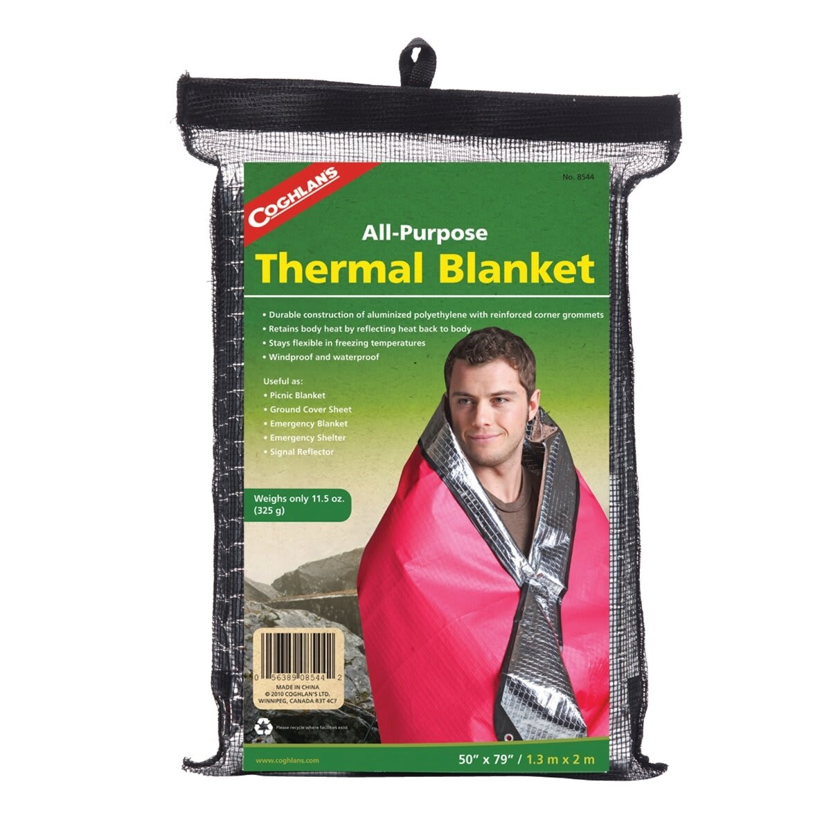 Coghlan's Thermal Emergency Blanket