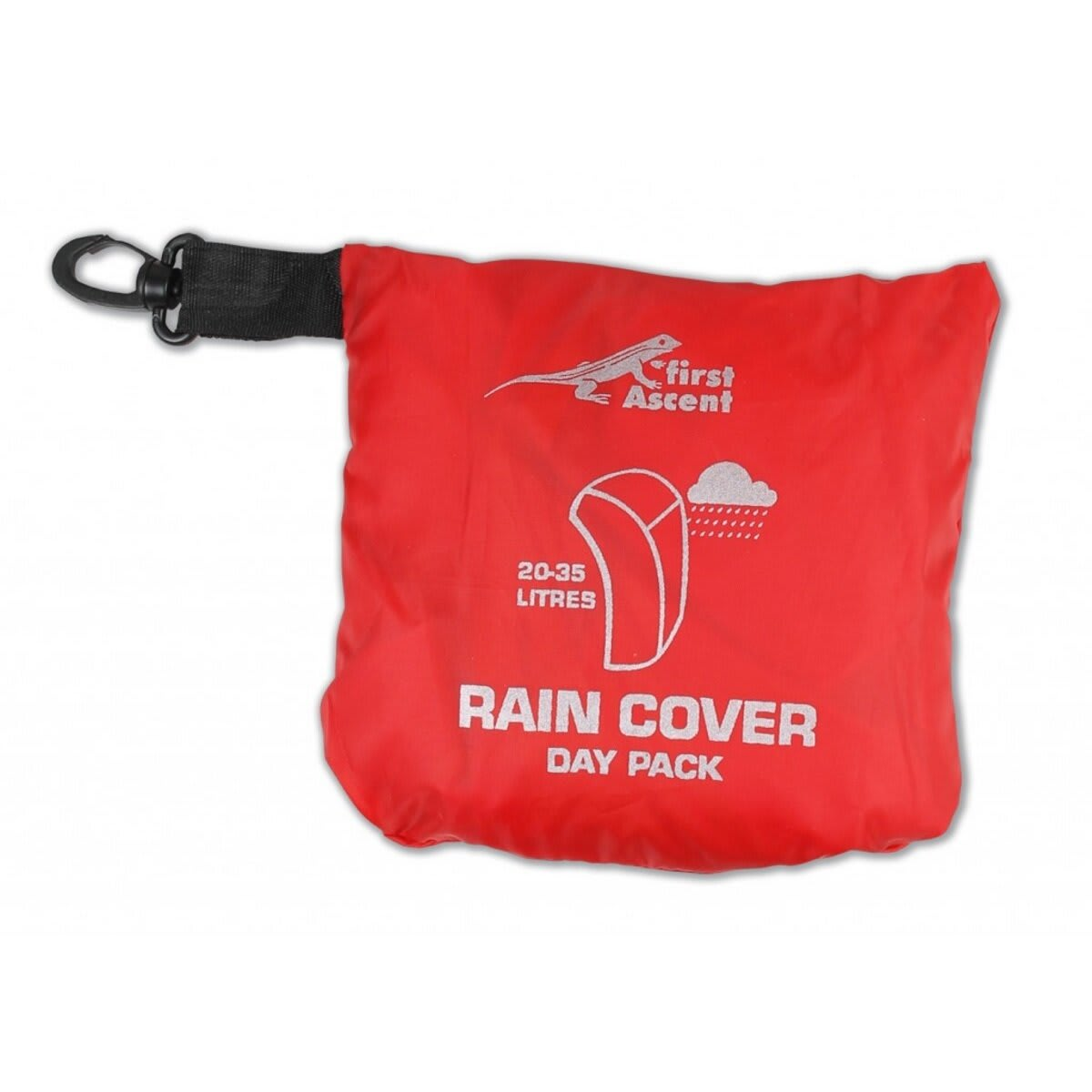 First Ascent 20L Medium Rain Cover