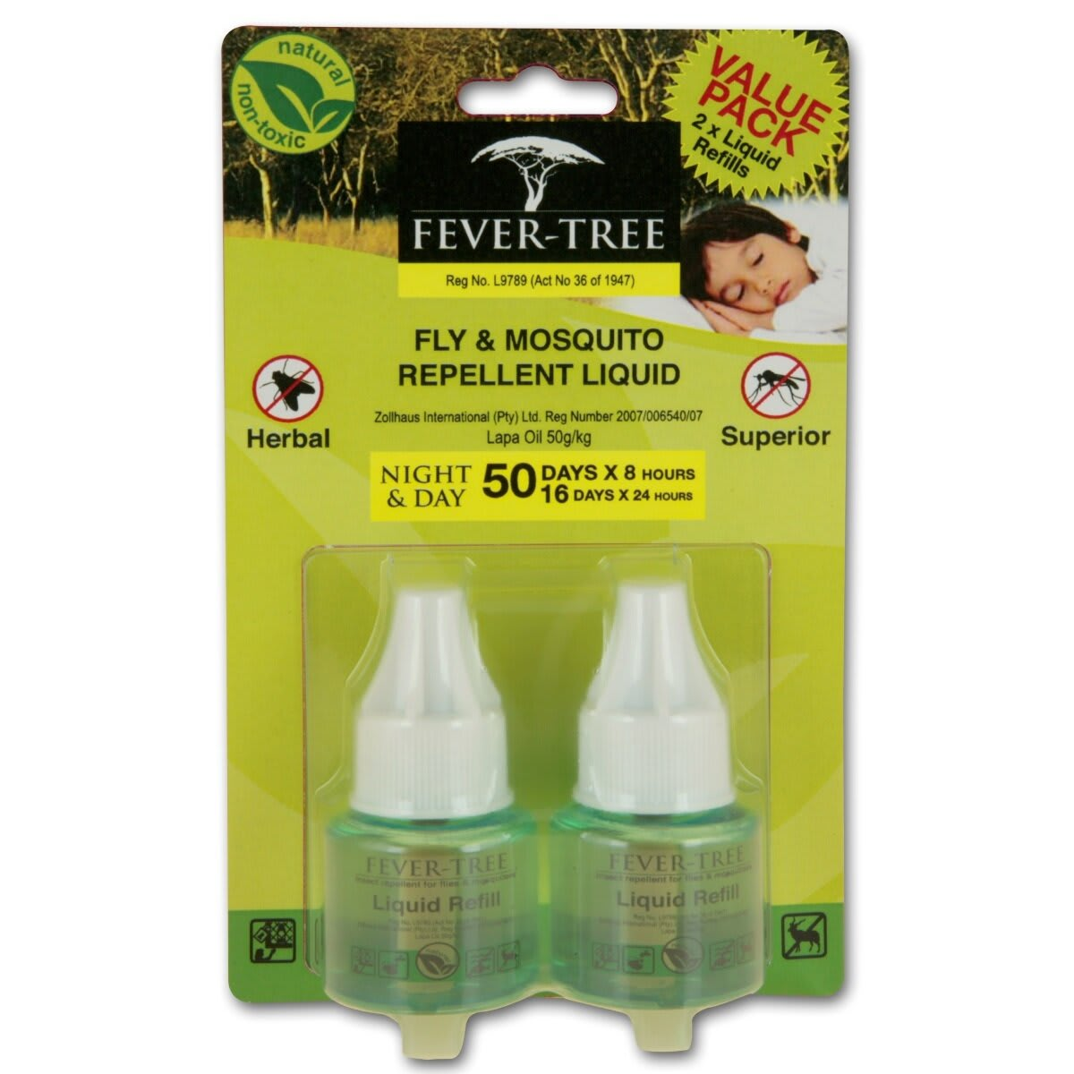 Fever Tree liquid refills Value Pack