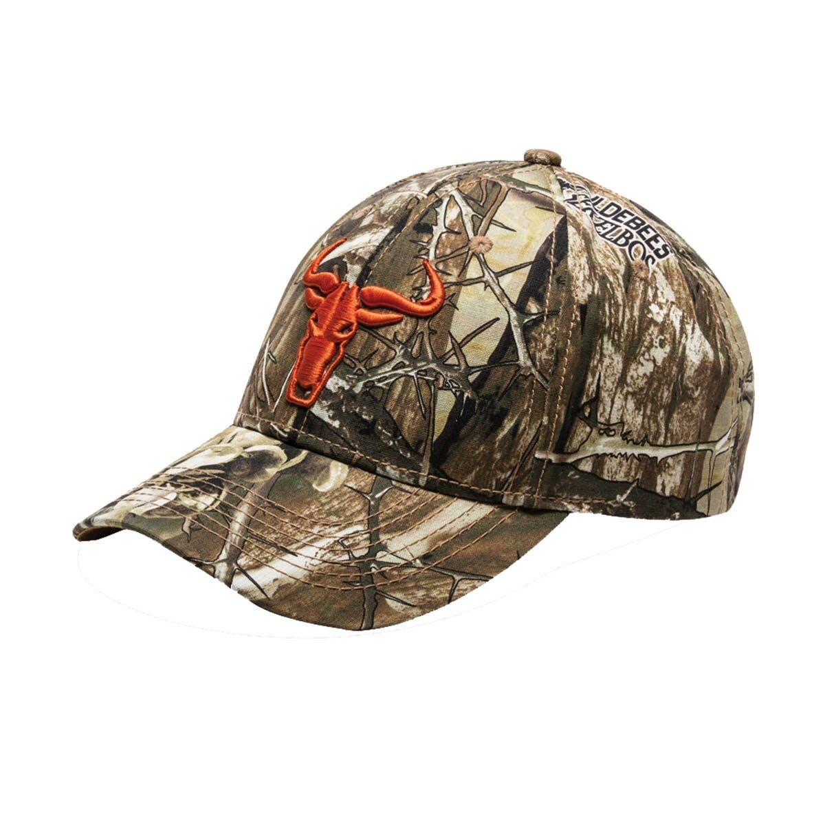 Wildebees Men's Camo Cap