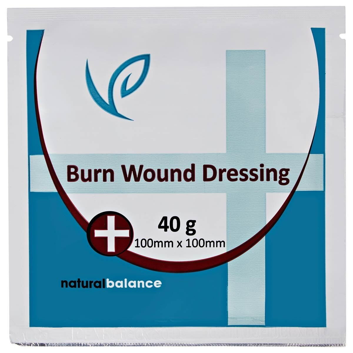 Natural Balance Burn Wound Dressing