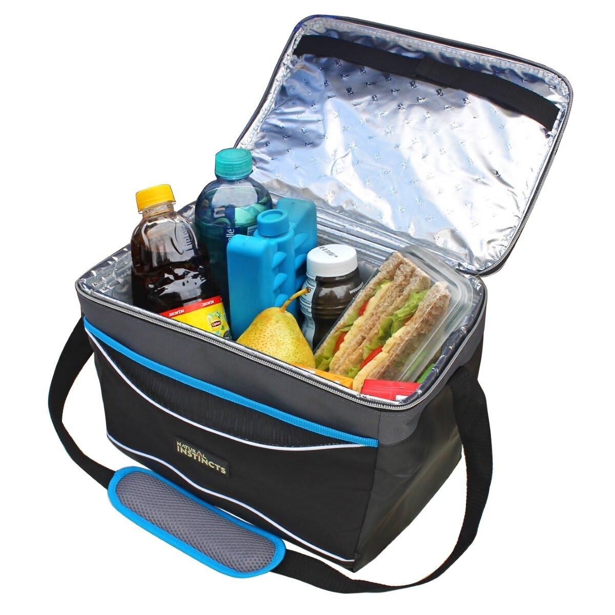 Natural Instinct 12 Can Soft Coolerbag