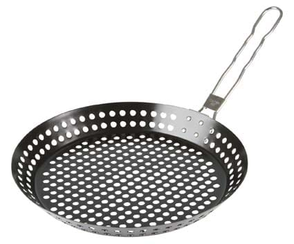 Fireside Non-Stick Skillet with Folding Handle